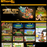 BitoomBa Review - Bitcoin Gambling Casino
