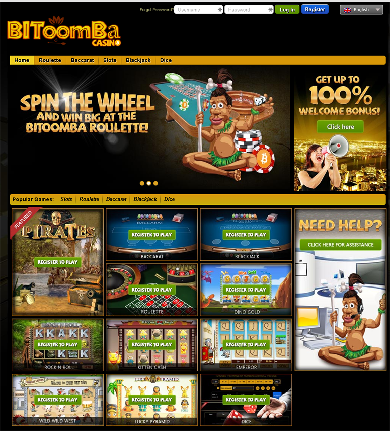 bitcoin casino facebook