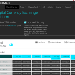 Coins-E Digital Currency Exchange Platform