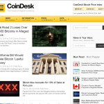 CoinDesk - The Voice of Digital Currency