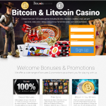 Betcoin Partners - Bitcoin Casino