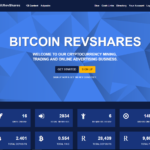 Bitcoin RevShares Advertising Platform - BitRevShares Review