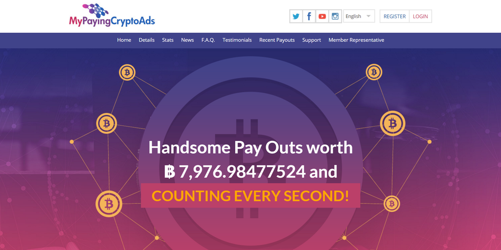 My Paying Crypto Ads Review – Best Bitcoin Reviews